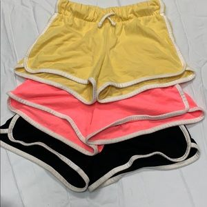 Kids Old Navy sport shorts LOT
